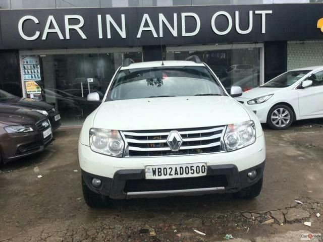 Renault Duster 110 PS RXZ 4X2 MT 2013