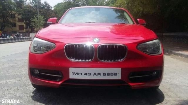 BMW 1 Series 118d Sport plus 2014