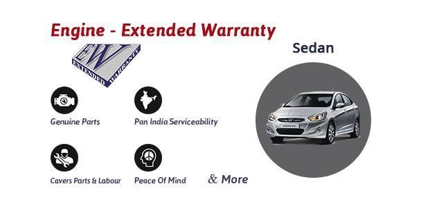 Engine Warranty - Extended Warranty India Pvt. Ltd. - 6 months validity