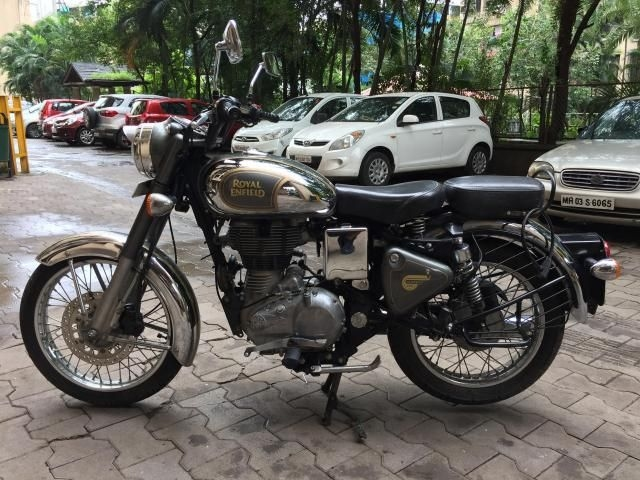 Royal Enfield Classic Chrome 500cc 2016