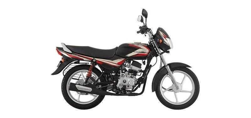 Bajaj CT 100 KS Alloy 2019