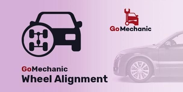 Wheel Alignment - Go Mechanic