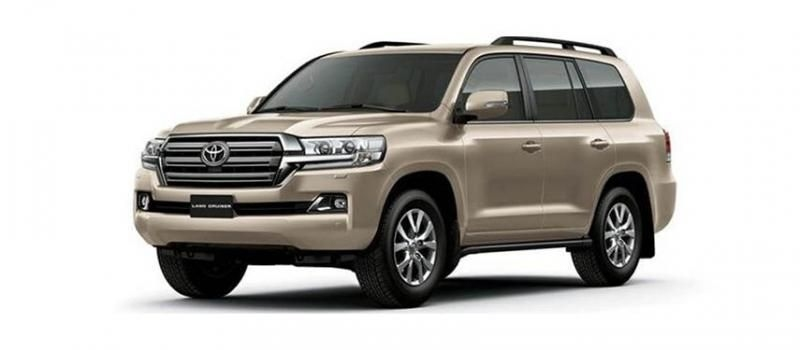Toyota Land Cruiser LC 200 VX 2019