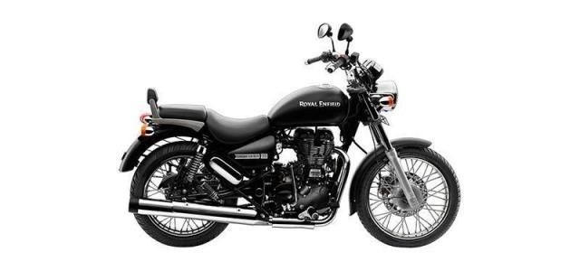 Royal Enfield Thunderbird 350cc 2018