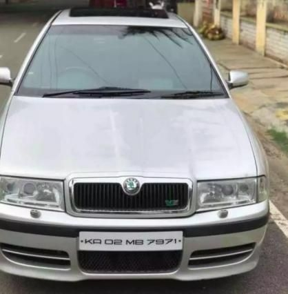 Skoda Octavia RS 1.8 TURBO 2007