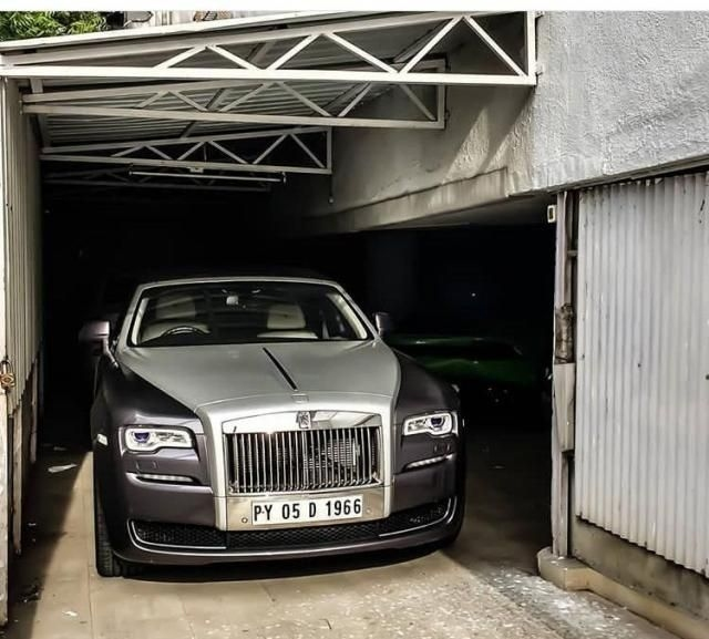Rolls Royce Ghost Series II Price In Indore Starts At ₹ 7