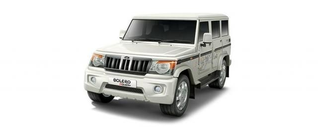 Mahindra Bolero Power Plus ZLX 2020