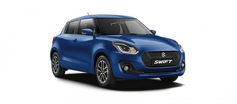 Maruti Suzuki Swift ZXi Plus 2018