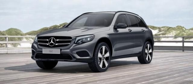 Mercedes-Benz GLC 220 d Sport 2018