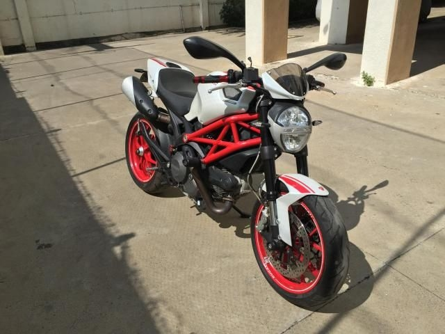 Ducati Monster 796 Corse Stripe 2015