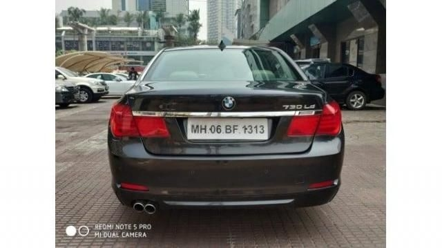 BMW 7 Series 730Ld 2012