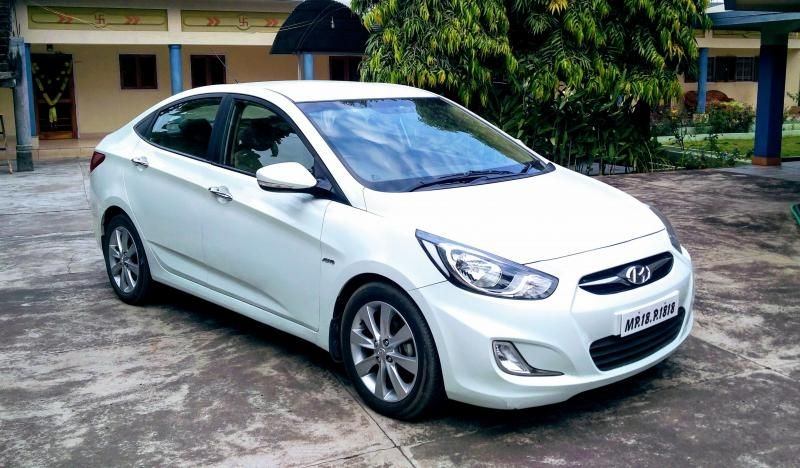 Used 2011 Hyundai Verna Car For Sale In Shahdol Id