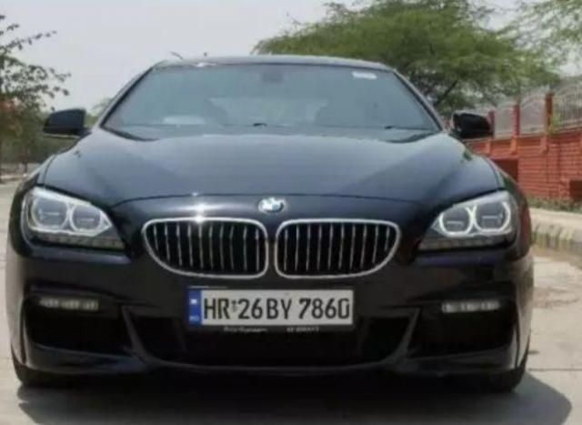 BMW 6 Series 640D COUPE 2013