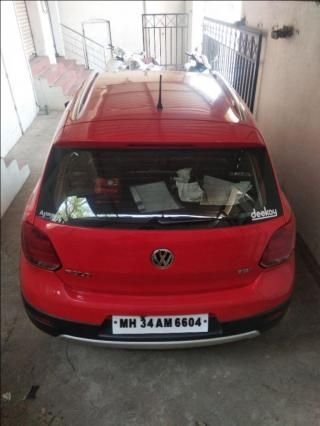 Volkswagen Cross Polo 1.5 TDI 2015
