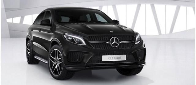 Mercedes-Benz GLE Coupe 43 AMG 2018