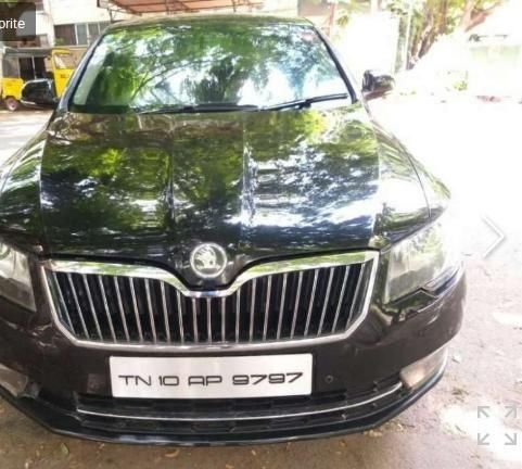 SKODA SUPERB Elegance 1.8 TSI AT 2014