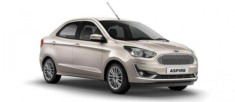 Ford Aspire Titanium Plus 1.2 Ti-VCT 2019