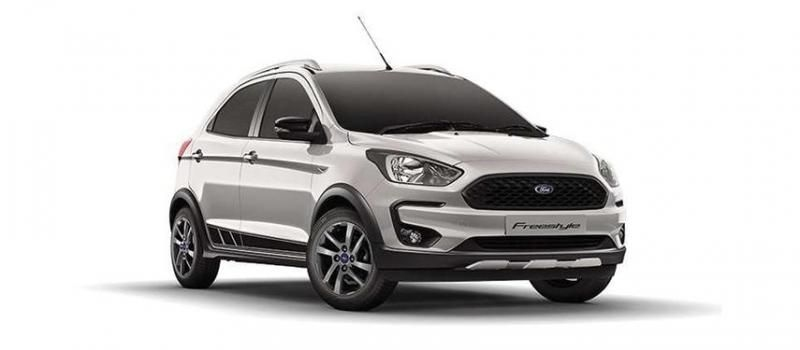 Ford Freestyle Ambiente 1.5 TDCi 2019