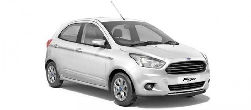 Ford Figo Titanium 1.5 Ti-VCT AT 2019