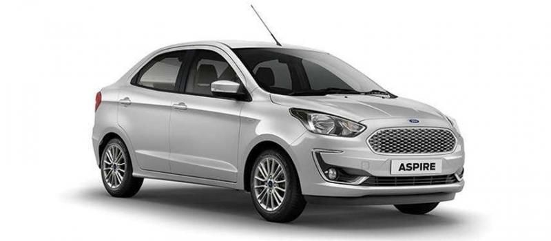 Ford Aspire Titanium Plus 1.5 TDCi 2019