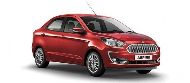 Ford Aspire Trend Plus 1.2 Ti-VCT 2019