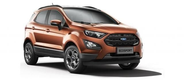 Ford EcoSport Ambiente 1.5L Ti-VCT 2020