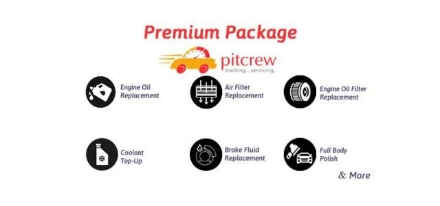 Premium Servicing - PITCREW