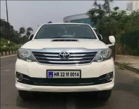 Toyota Fortuner 3.0 4x4 AT 2016