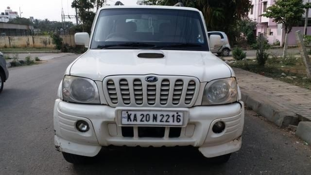 Mahindra Scorpio Turbo 2.6 dx 2006