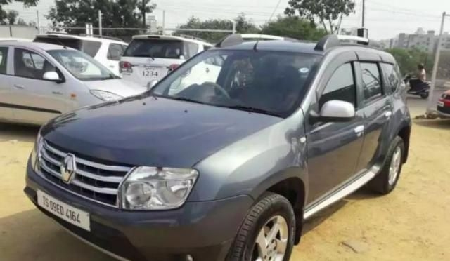 Renault Duster 110 PS RXZ 2011