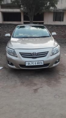 Toyota Corolla Altis 1.8 G AT 2010
