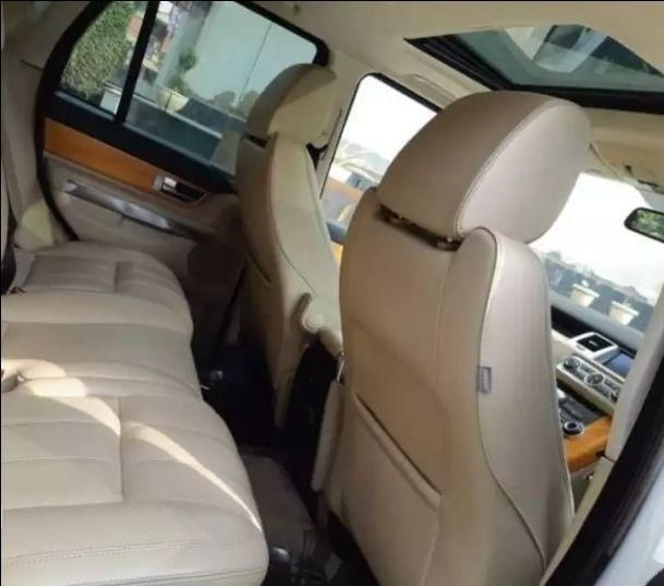 Land Rover Range Rover Sport Car For Sale In Mumbai- (Id