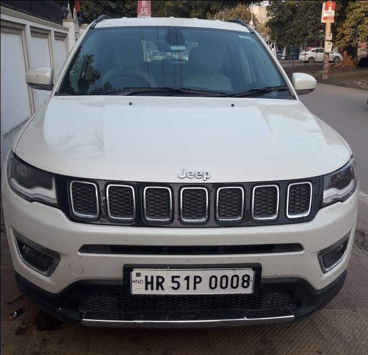 Jeep Compass Car For Sale In Hissar- (Id: 1417016712)