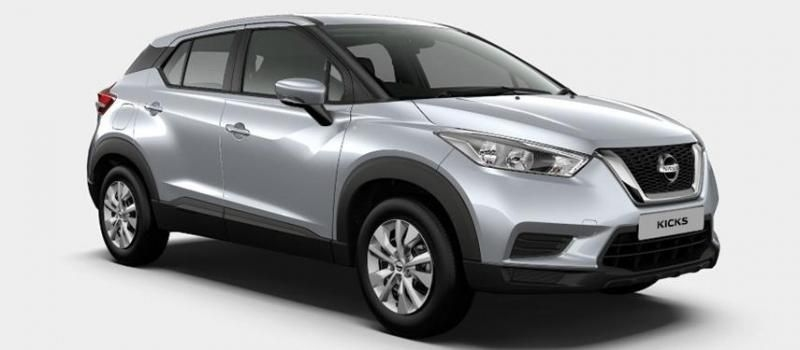 Nissan Kicks XL 1.5 Petrol 2019