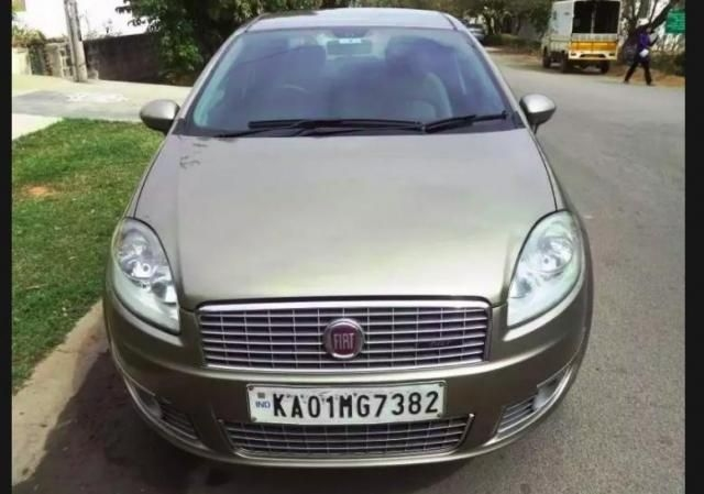 Fiat Linea 1.4 T-Jet Emotion 2011
