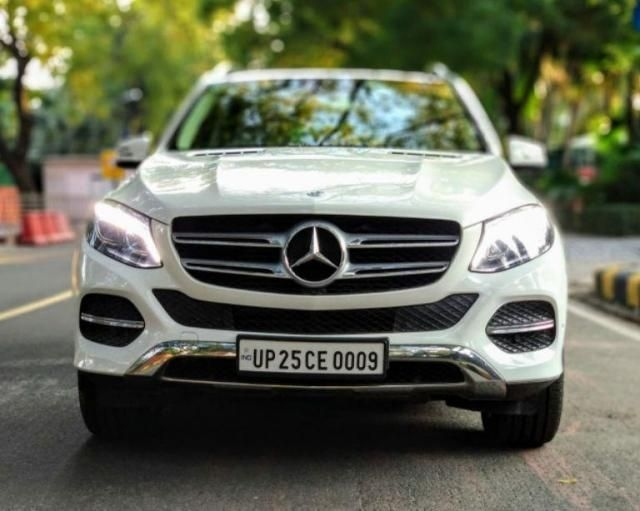 Mercedes-Benz GLE 250 d 2018