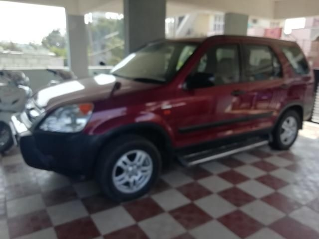 Honda CR-V 2.4L 4WD AT 2004