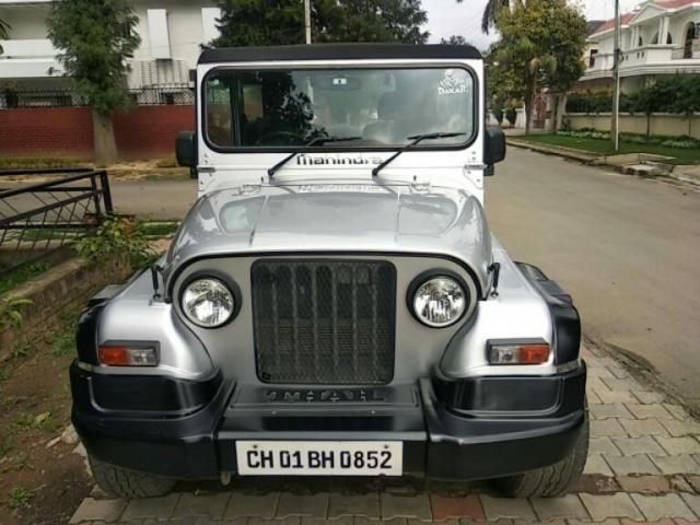 9 Used Silver Color Mahindra Thar Car for Sale | Droom