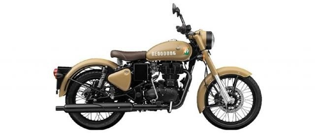 Royal Enfield Classic 350cc Signals Edition 2019