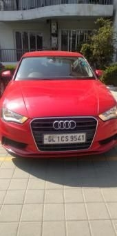 Audi A3 35 TDI Attraction 2015