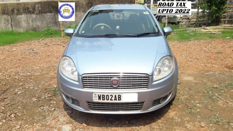 Fiat Linea Emotion PK 1.4 2012