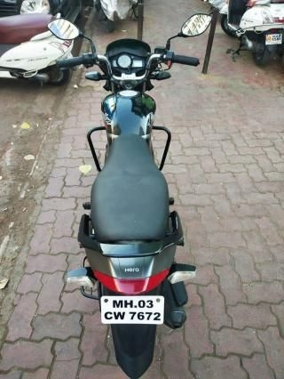 Hero Passion Pro 100cc Disc Alloy 2018