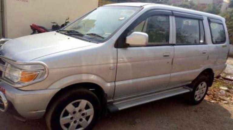 Chevrolet Tavera Car For Sale In Hyderabad Id 1417560292 Droom