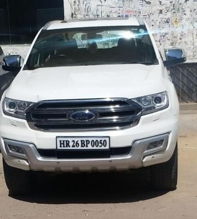 Ford Endeavour 3.0L 4X4 AT 2017