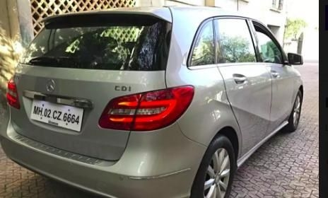 Mercedes Benz B Class Premium Super Car For Sale In Pune Id 1417596777 Droom