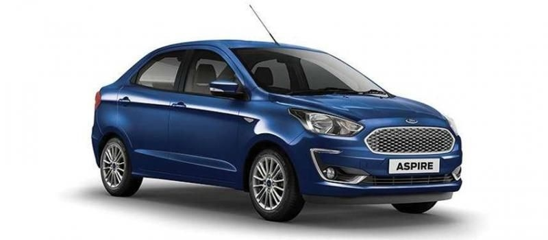 Ford Aspire Trend Plus 1.5 TDCi 2018