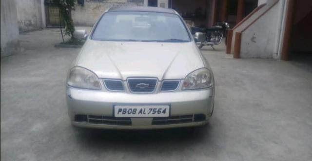 Chevrolet Optra LT 1.8 AT 2003