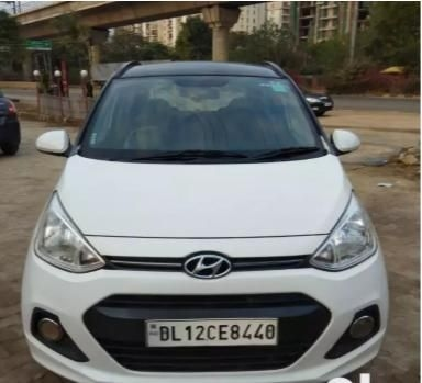 Hyundai Grand i10 SPORTZ AT 1.2 KAPPA VTVT 2014