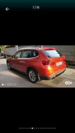 BMW X1 sDrive20d Expedition 2013