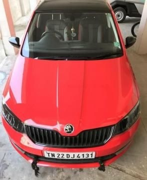 Skoda Rapid 1.5 TDI CR Active 2017
